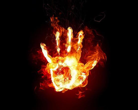 ضبط شخص قتل شقيقته حرقا بالزرقاء