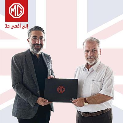 اتفاقية شراكة بين المعاصرة لتزويد المعدات ومعان للمقاولات