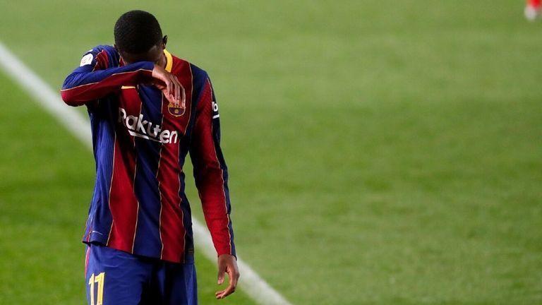 إصابة ديمبلي تنعش خزينة برشلونة