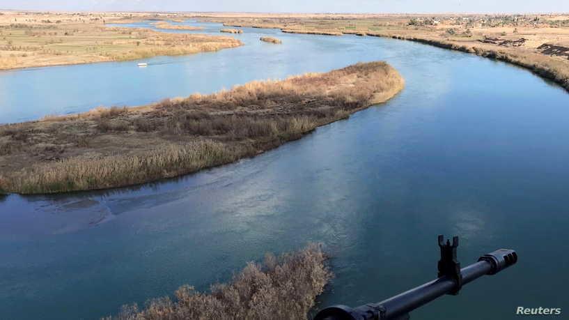 العراق وتركيا يبحثان إعادة تقسيم المياه