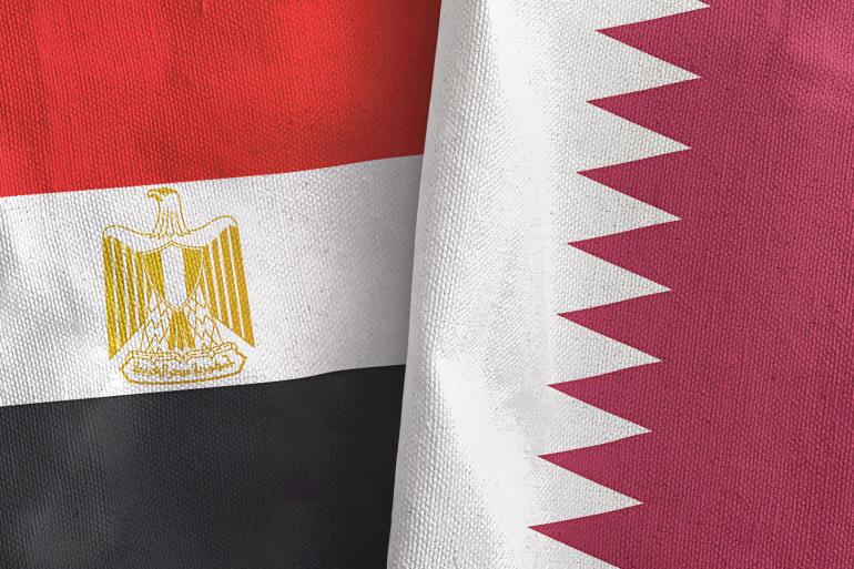 مصر تعين سفيرا بقطر
