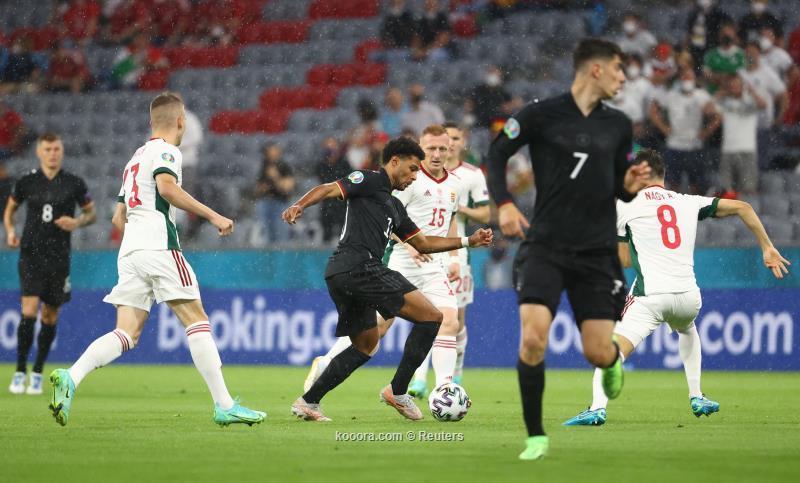 يورو 2020.. ألمانيا تتأهل لدور الـ16