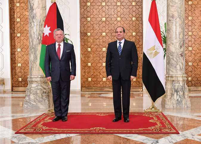 موقع خبرني : السيسي يؤكد دعم جهود الأردن للحفاظ على أمنه