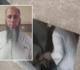 جزار مصري يضرب جارته - فيديو