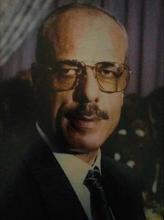ذكرى وفاة صالح محمد النسور