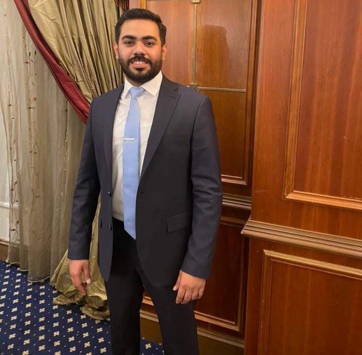 رائد العمرو يبارك.. للمحامي أمجد كناكرية