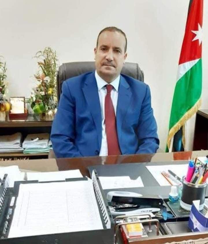 الدكتور بسام التلاهين مبارك الترفيع للدرجة الخاصة
