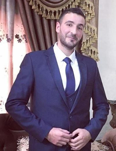 المهندس محمد عطيات والدكتورة هبة الدرادكة مبارك الخطوبة