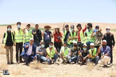 شباب معان تستضيف المشاركين بالمعسكر الدولي للشباب