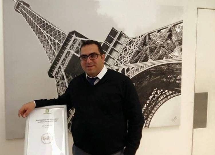 الدكتور محمود السعود مبارك الترقية لرتبة أستاذ مشارك