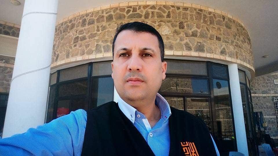 تهنئة لـ عماد الرواحنة بمناسبة تعيينه مديرا لسياحة العقبة