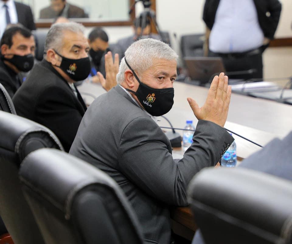 الطراونة أول المترشحين لرئاسة مجلس النواب