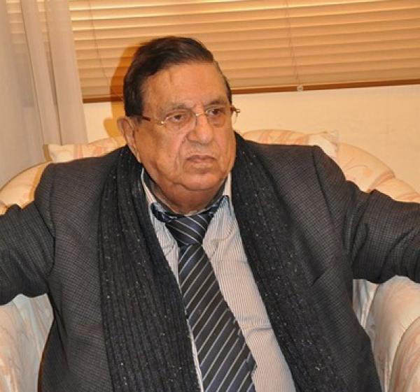 وفاة الوزير الاسبق هاشم الدباس