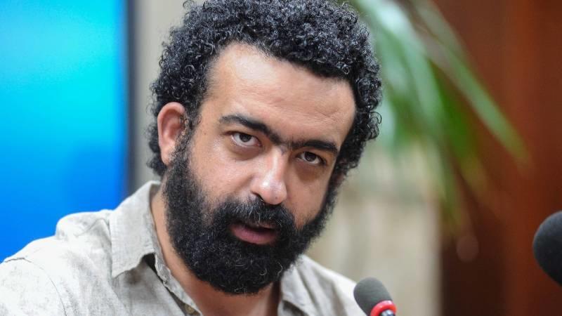 إنقاذ المخرج محمد العدل من الموت غرقًا