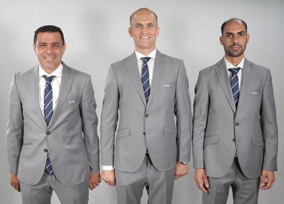 طاقم أردني يقود لقاء مصر وإسبانيا في الأولمبياد