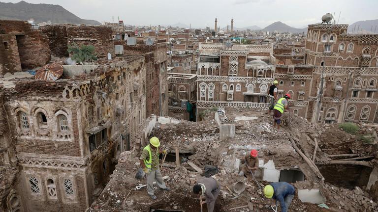 سيول جارفة تقتل 7 أشخاص بينهم نساء وأطفال باليمن