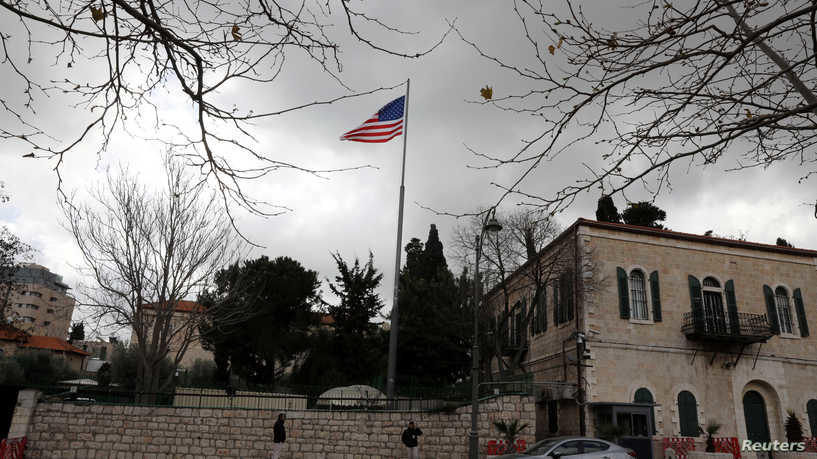 لا جدول زمني لإعادة فتح القنصلية الأميركية بالقدس