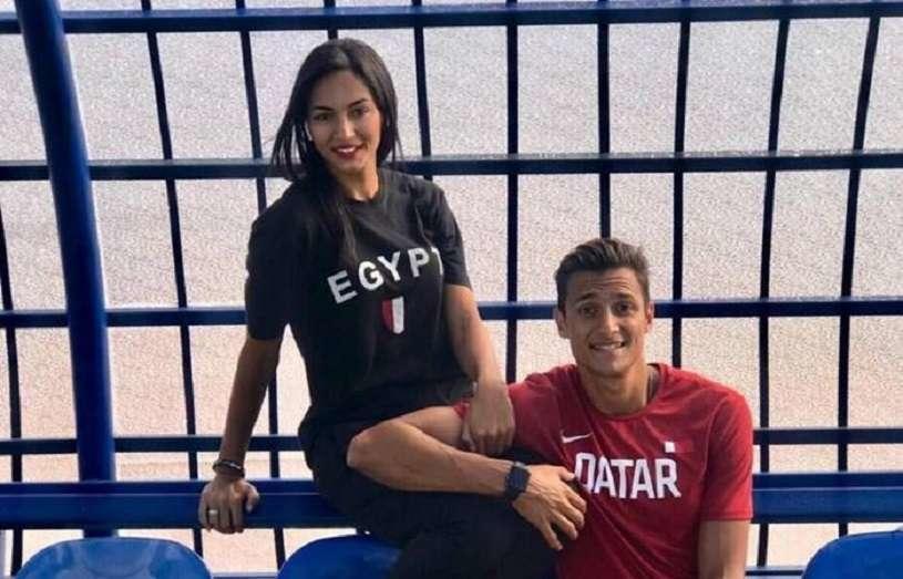 مصرية تنسحب من الاولمبياد