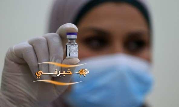 الاوبئة: لن نصل إلى 4.5 مليون متلق للقاح قبل أيلول