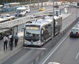 هكذا يسير الباص
