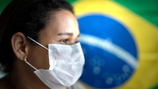 موقع خبرني : 20 مليون إصابة بكورونا في البرازيل