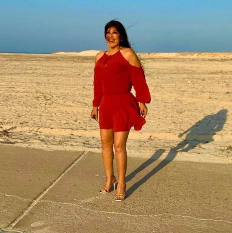 فيفي عبده توجه رسالة خاصة بعد تعافيها