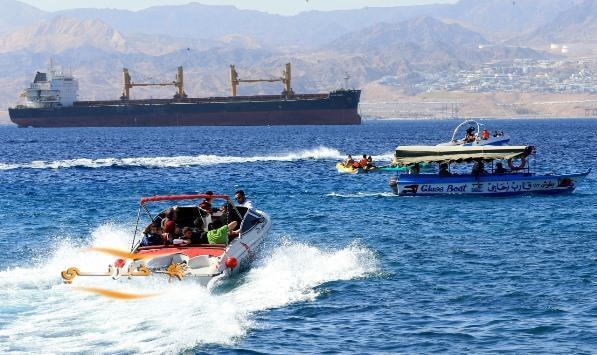 ماضي: خط سياحي بحري سيخدم الأردن والسعودية ومصر