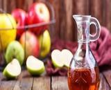 كشف 4 آثار جانبية سرية لخل التفاح أحدها مرتبط