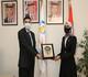 عمان العربية و الاستقلال تبحثان سبل التعاون