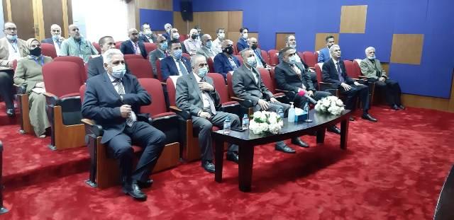 رئيس جامعة عمان الأهلية يلتقي أعضاء الهيئة التدريسية الجدد