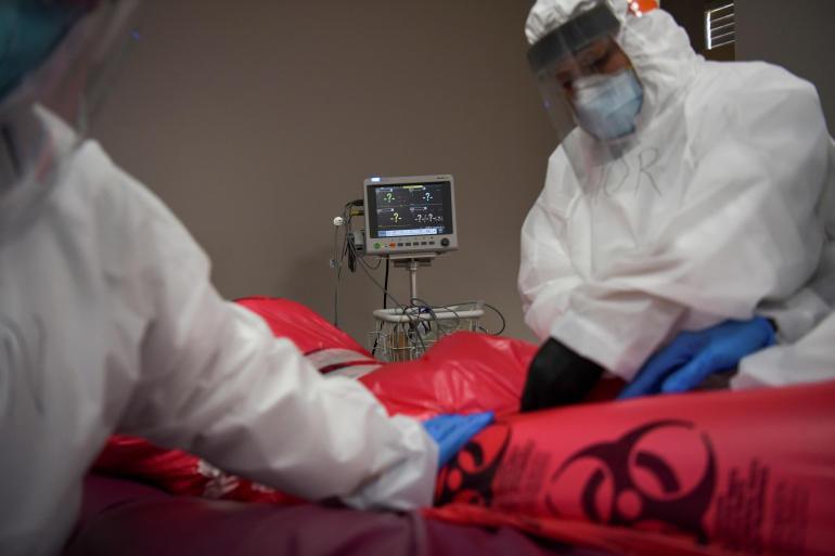 موقع خبرني : نحو 4.5 مليون وفاة بكورونا عالميا