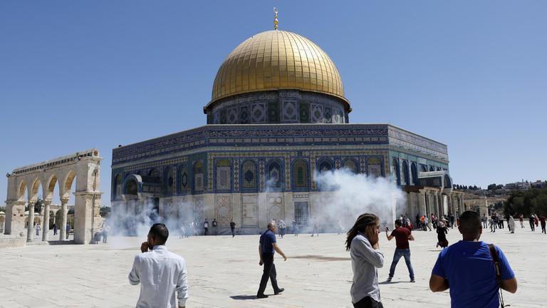 موقع خبرني : الأردن يدين انتهاكات الاحتلال للأقصى