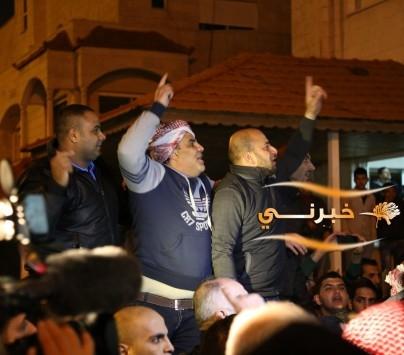 مظاهرات بعمّان وشغب بالكرك بعد استشهاد الكساسبة - صور