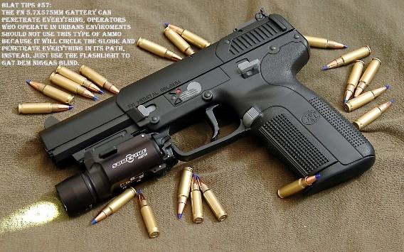 كلاشنيكوف تقدم نموذجاً لمسدس بي إلـ _ 14