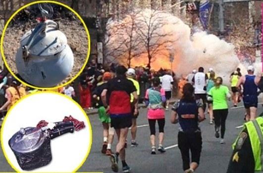 طنجرتا ضغط وراء تفجيرات بوسطن