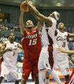 منتخب كرة السلة يسحر قطر