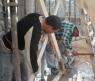 ملاحقة العمال السوريين غير النظاميين
